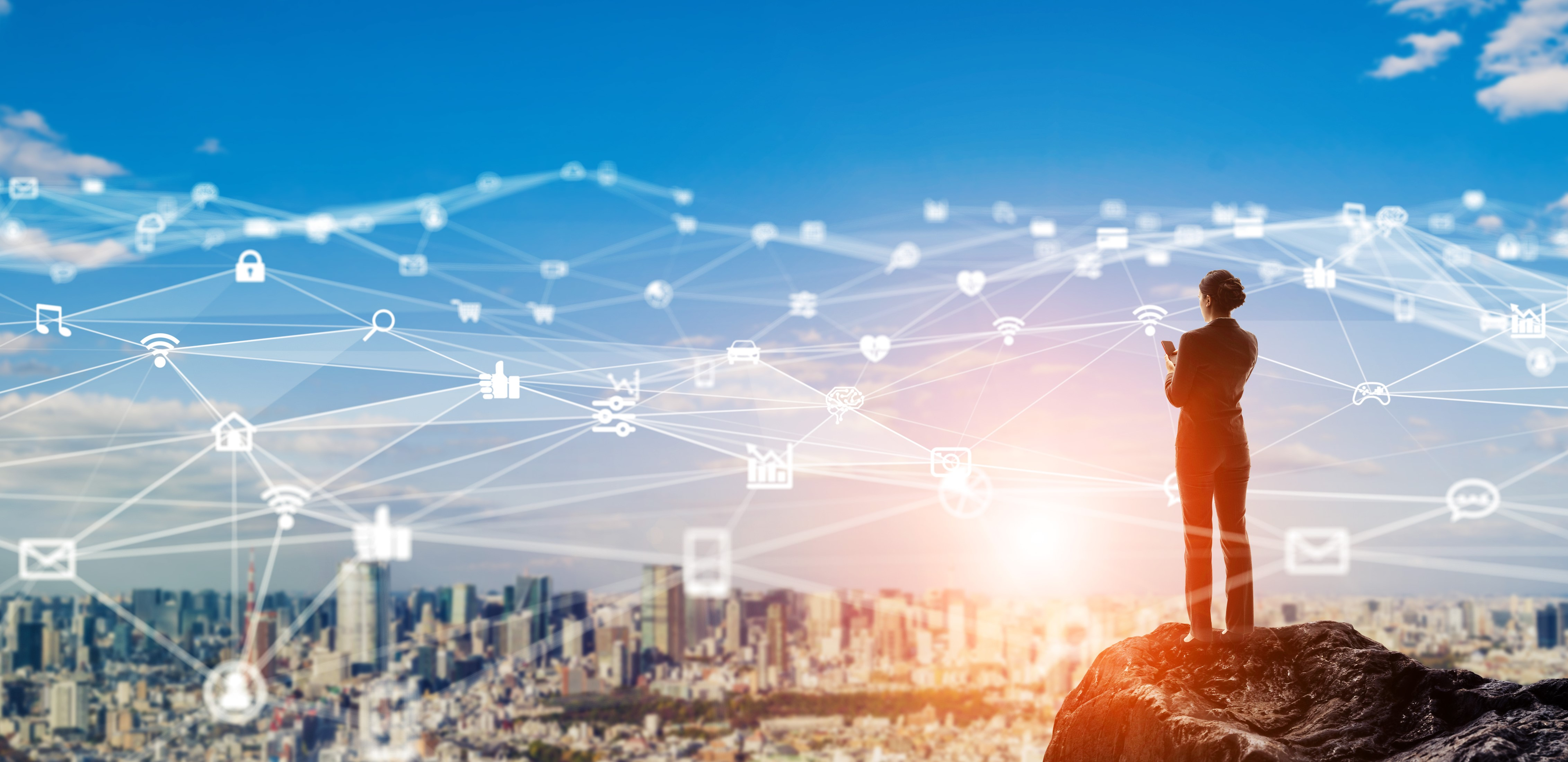 5G  and Smart Cities